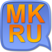 Macedonian Russian dictionary icon