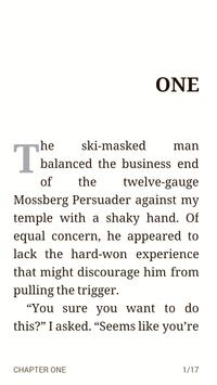 Brash Books: Best crime novels apk screenshot