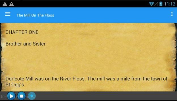 The Mill on the Floss apk screenshot