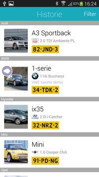iKenteken 2.0 -NL licenseplate apk screenshot