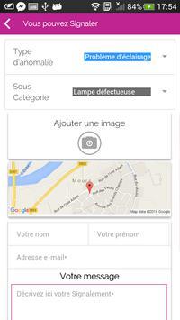 mymairie Application Mobile apk screenshot