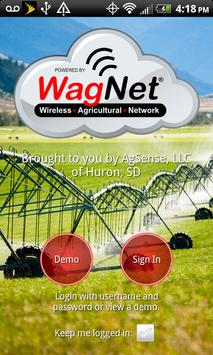 WagNet Mobile poster