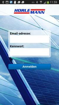 Horlemann WebApp apk screenshot