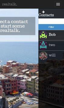 realtalk. apk screenshot