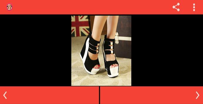 Women's shoes apk screenshot