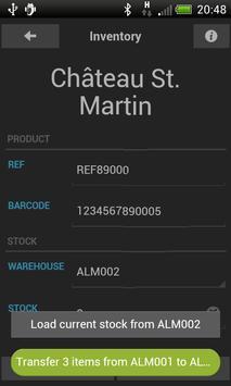 Mobilid ERP - CRM data client apk screenshot