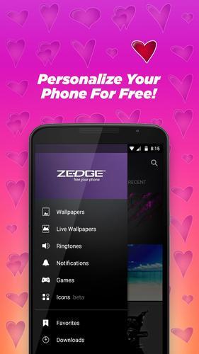 Zedge Ringtones Amp Wallpapers Apk Download Free