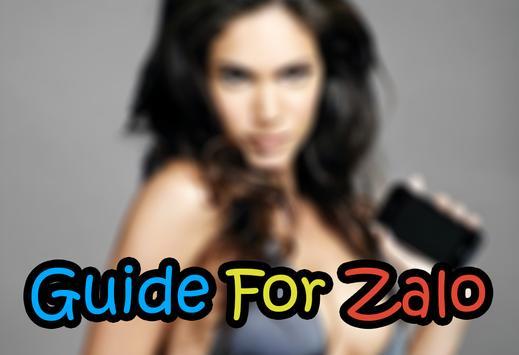 Guide For Zalo Social Dating poster