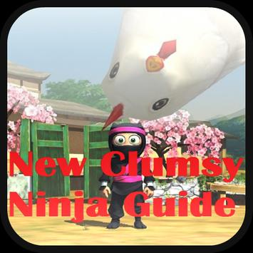 New Clumsy Ninja Guide poster