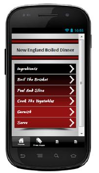 New England Boiled Dinner poster