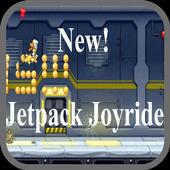 New Jetpack Joyride icon