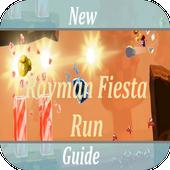 New Rayman Fiesta Run Guide icon
