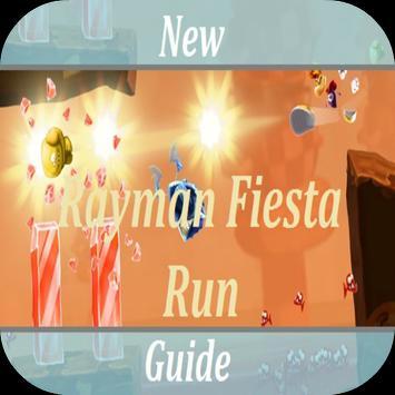 New Rayman Fiesta Run Guide apk screenshot