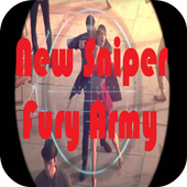 New Sniper Fury Army icon