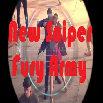 New Sniper Fury Army poster