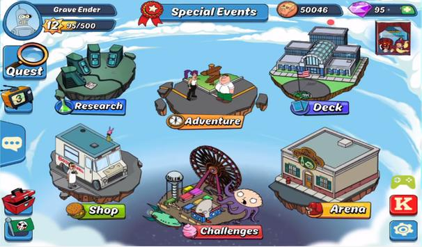Guide Animation Throwdown New apk screenshot