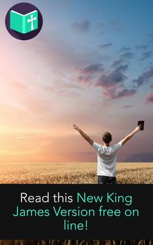 New King James Bible NKJV apk screenshot