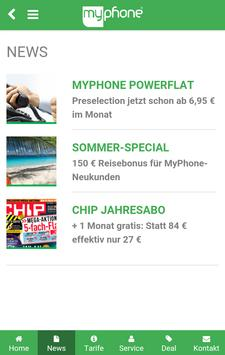 MyPhone apk screenshot