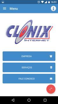 Clonix App poster