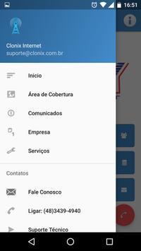Clonix App apk screenshot