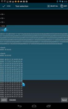 Terminal for Bluetooth apk screenshot