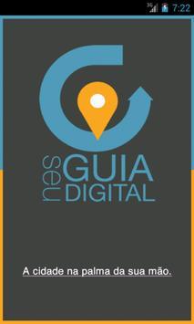 Seu Guia Digital poster