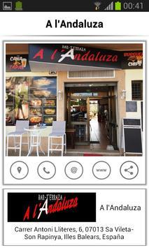 A l'Andaluza apk screenshot