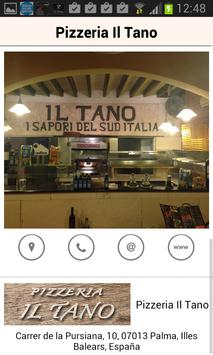 Il Tano Pizzeria apk screenshot