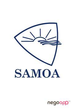 Cafetería Samoa poster