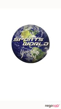 Sports World Magalluf poster