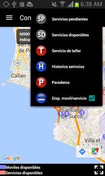 Molina Tours - Conductor apk screenshot