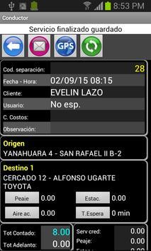 Taxi Llamame - Conductor apk screenshot