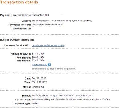 TrafficMoonSoon | Earn Money apk screenshot