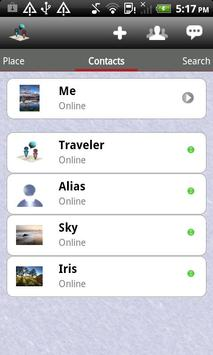 Phone Tracker-IM Map Nav. LE poster