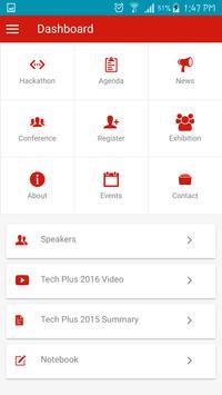 TECH+ apk screenshot