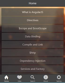 AngularJS Interview QA poster