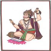 Hanuman Aradhana icon