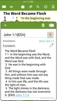 NIV Bible by Olive Tree apk screenshot