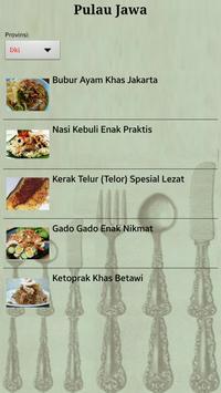 Resep Nusantara apk screenshot