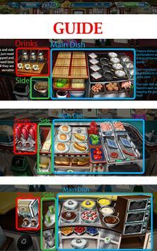 Guide for Cooking Fever apk screenshot