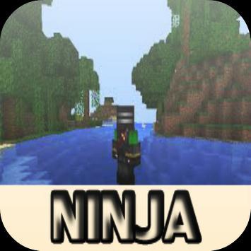 Ninja Mod for Minecraft PE apk screenshot