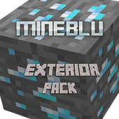 MineBlu: Exterior Pack icon