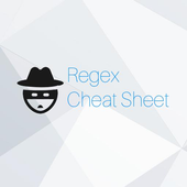 Regex Cheatsheet icon