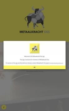 Metaalkracht Oss apk screenshot