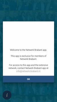 Netwerk Brabant poster
