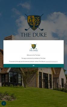 The Duke Business App apk screenshot
