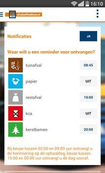 Afvalstoffendienst apk screenshot