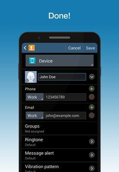 ScanTacts - QR Business Card apk screenshot