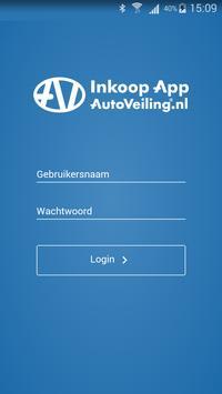 Inkoop App Autoveiling.nl poster