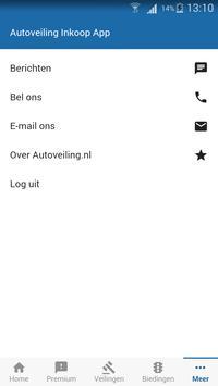 Inkoop App Autoveiling.nl apk screenshot